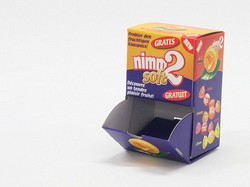 "Bonbon-Dispenser ""nimm 2"""